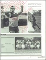 1988 Hillcrest High School Yearbook Page 106 & 107