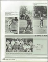 1988 Hillcrest High School Yearbook Page 112 & 113
