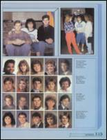 1988 Hillcrest High School Yearbook Page 118 & 119