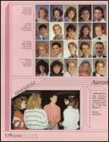 1988 Hillcrest High School Yearbook Page 122 & 123