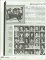 1988 Hillcrest High School Yearbook Page 142 & 143
