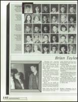 1988 Hillcrest High School Yearbook Page 152 & 153