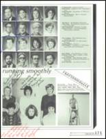 1988 Hillcrest High School Yearbook Page 174 & 175