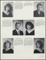 1990 Stillwater High School Yearbook Page 14 & 15