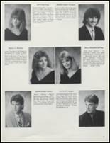 1990 Stillwater High School Yearbook Page 16 & 17