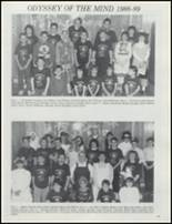 1990 Stillwater High School Yearbook Page 70 & 71
