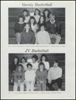 1990 Stillwater High School Yearbook Page 84 & 85