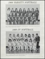 1990 Stillwater High School Yearbook Page 92 & 93