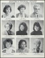 1990 Stillwater High School Yearbook Page 124 & 125