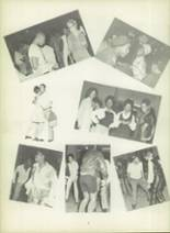 1971 Dunbar High School Yearbook Page 10 & 11