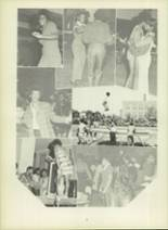 1971 Dunbar High School Yearbook Page 12 & 13
