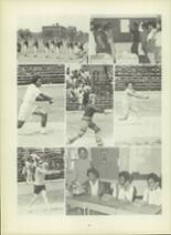 1971 Dunbar High School Yearbook Page 16 & 17