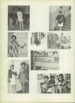 1971 Dunbar High School Yearbook Page 18 & 19