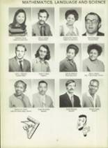 1971 Dunbar High School Yearbook Page 26 & 27