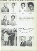 1971 Dunbar High School Yearbook Page 28 & 29