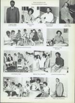 1971 Dunbar High School Yearbook Page 34 & 35