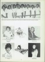 1971 Dunbar High School Yearbook Page 36 & 37