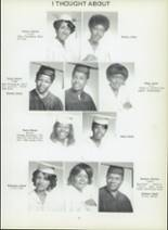 1971 Dunbar High School Yearbook Page 44 & 45