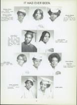 1971 Dunbar High School Yearbook Page 50 & 51
