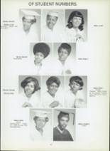 1971 Dunbar High School Yearbook Page 54 & 55