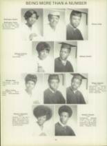 1971 Dunbar High School Yearbook Page 62 & 63