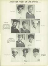 1971 Dunbar High School Yearbook Page 64 & 65