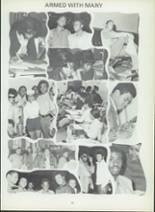 1971 Dunbar High School Yearbook Page 66 & 67