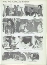1971 Dunbar High School Yearbook Page 70 & 71