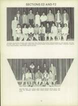 1971 Dunbar High School Yearbook Page 92 & 93