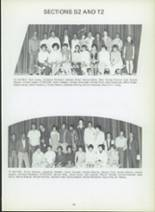 1971 Dunbar High School Yearbook Page 98 & 99