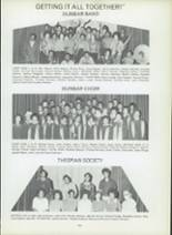 1971 Dunbar High School Yearbook Page 106 & 107