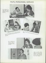 1971 Dunbar High School Yearbook Page 112 & 113