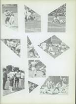 1971 Dunbar High School Yearbook Page 128 & 129