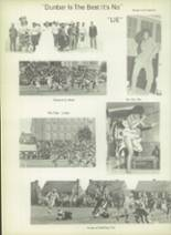 1971 Dunbar High School Yearbook Page 132 & 133