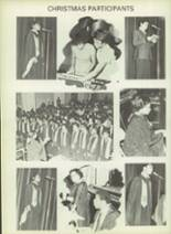 1971 Dunbar High School Yearbook Page 134 & 135