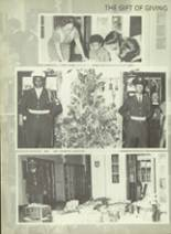 1971 Dunbar High School Yearbook Page 136 & 137