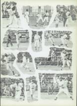 1971 Dunbar High School Yearbook Page 154 & 155