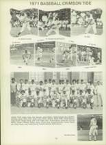 1971 Dunbar High School Yearbook Page 156 & 157