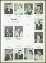 1964 Belmont Central School Yearbook Page 10 & 11