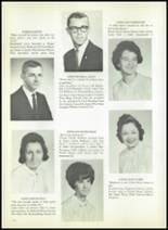 1964 Belmont Central School Yearbook Page 16 & 17
