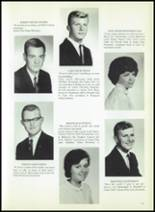 1964 Belmont Central School Yearbook Page 18 & 19