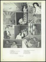 1964 Belmont Central School Yearbook Page 24 & 25