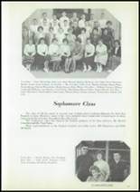 1964 Belmont Central School Yearbook Page 26 & 27