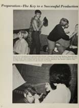 1970 Republic High School Yearbook Page 20 & 21