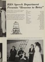 1970 Republic High School Yearbook Page 26 & 27
