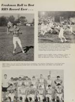 1970 Republic High School Yearbook Page 38 & 39