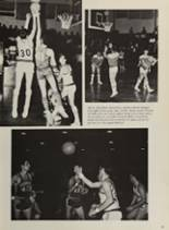 1970 Republic High School Yearbook Page 42 & 43