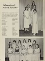 1970 Republic High School Yearbook Page 62 & 63