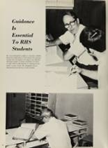 1970 Republic High School Yearbook Page 102 & 103