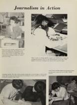 1970 Republic High School Yearbook Page 106 & 107